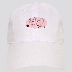 """""""Safety Diva"""" [red] Cap"""